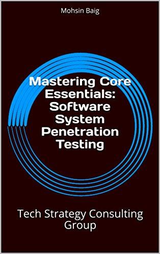 Core penetration testing