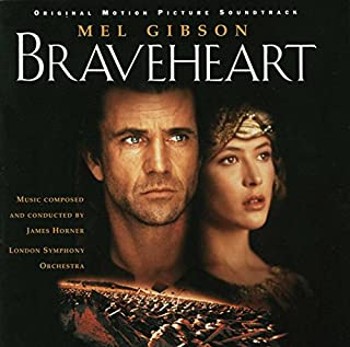 Braveheart: Original Motion Picture Soundtrack by James Horner (B000004286) | Amazon price tracker / tracking, Amazon price history charts, Amazon price watches, Amazon price drop alerts