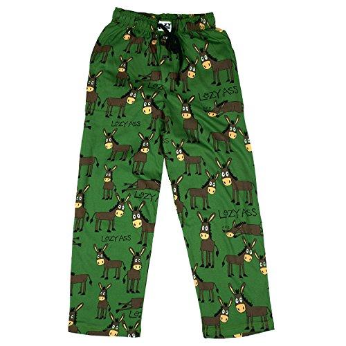 LazyOne Unisex Lazy Ass Pyjama Hosen Erwachsenen XL (Erwachsenen-cowboy-pyjama)