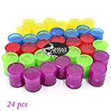 Asian Hobby Crafts Barrel O Slime Toy, Mini - 24 Pieces