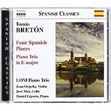 Klaviertrio/4 Spanische Stücke
