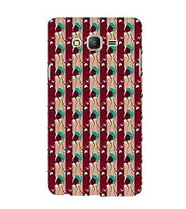 EPICCASE rosewood Mobile Back Case Cover For Samsung Galaxy E7 (Designer Case)