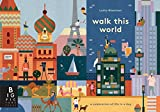 Walk This World by Jenny Broom (8-Oct-2013) Hardcover