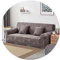 Show-Show-Fashion Sofa Cover Funda elástica para sofá de Dos plazas, Estilo