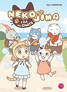 Nekojima : L'île des chats Edition simple One-shot