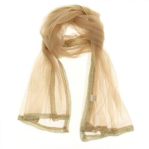 Fashiongen - Echarpe oversize Rosane Camel