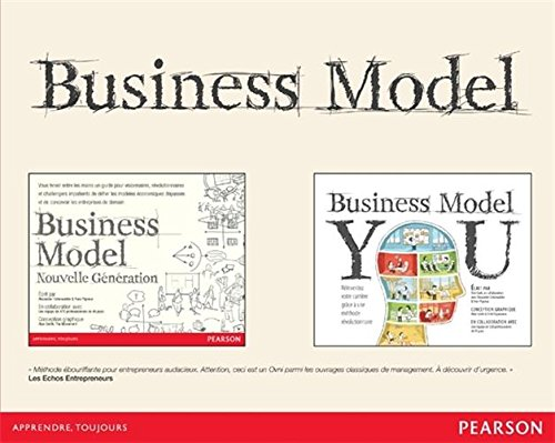 Business model : Coffret : Nouvelle génération ; You par Alexander Osterwalder, Yves Pigneur, Tim Clark
