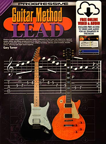 Guitar Method Lead (Progressive Guitar Method) (Method Progressive Guitar)