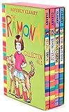 The Ramona Collection, Volume 1: Beezus and Ramona, Ramona and Her Father, Ramona the Brave, Ramona the Pest (Ramona Collections)