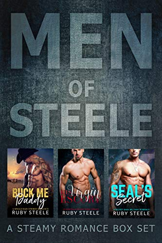 Men of Steele: A Steamy Romance Box Set (English Edition) (Nanny Uniform Für)
