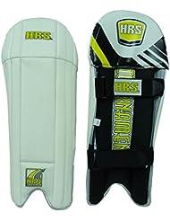 HRS Tournoi professionnel Blanc Cricket Tapis droite-gauche Batting Leg Guard