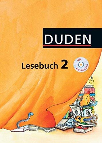 Duden Lesebuch - Alle Bundesländer (außer Bayern): 2. Schuljahr - Schülerbuch mit CD Hörtexte