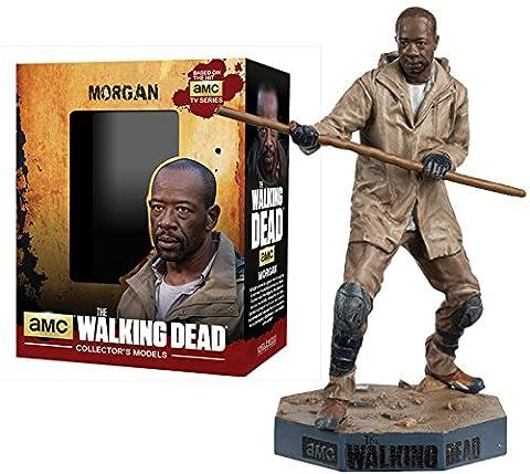 The Walking Dead Collector's Models #14 Morgan (Collector Series Abbildung)