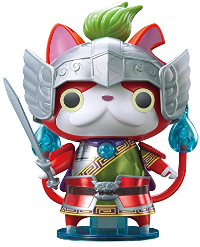 Youkai Sangokushi - Jibanyan Ryuubi Plastic Complete Model Figure Collection Youkai Yokai Monster Watch Role Playing Video Game Level-5 Nintendo 3DS Bandai by Bandai