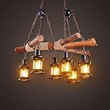 Lampadario rustico - Lampadari cucina rustica ...
