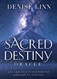 Sacred Destiny Oracle Cards: A 52-Card Deck to Discover the Landscape of Your Soul