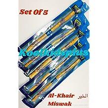 KKP 5 x Alkhair Miswaks 8