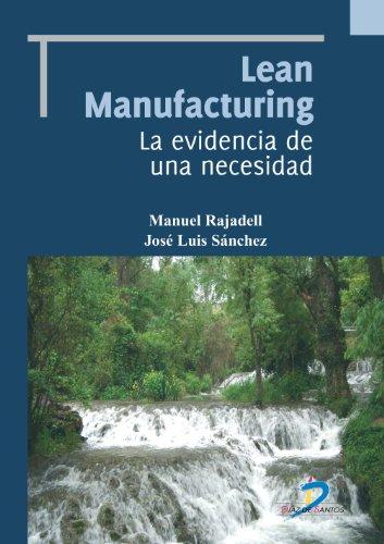 Lean manufacturing: 1
