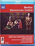 Benvenuto Cellini [Blu-ray] [(+booklet)] [(+booklet)]