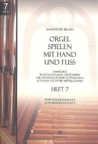 Orgel spielen mit Hand und Fuss 7
