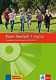 Team Deutsch 1. Deutsch für Jugendliche. Team Deutsch digital -ROM A1 [import allemand]
