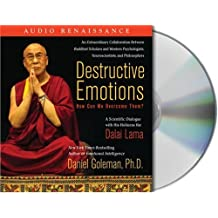 Destructive Emotions: How Can We Overcome Them?: A Scientific Dialogue with the Dalai Lama by Daniel Goleman (2003-02-22)