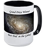 Best CafePress Dad In The Galaxy Shirts - CafePress - Best Dad In Galaxy Large Mug Review