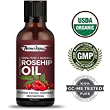 [Sponsored]Aromatique Rosehip Seed Oil Pure & Natural Cold Pressed ,Therapeutic Grade Oil From Aromatique (30ml)