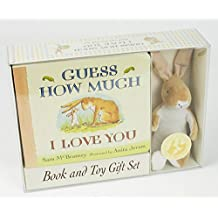 Guess How Much I Love You. Book And Toy