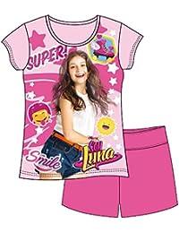 Pijama full print maga corta de Soy Luna