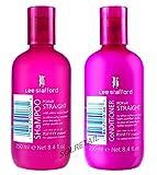 Lee Stafford Poker Straight Shampoo 250ml & Conditioner 250ml Duo