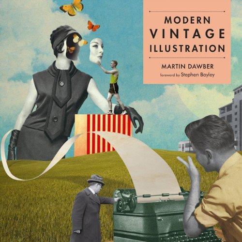Modern Vintage Illustration par Martin Dawber