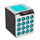 NINETEC BeatBoxx Bluetooth Speaker Lautsprecher Sound Box portabel Blau