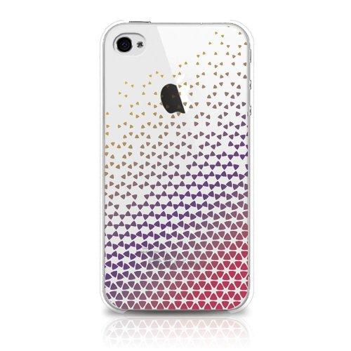 Belkin Emerge 059 Schutzhülle für iPhone 4S, Pink/Violett/Gelb (Otter Mini 4s Samsung Box Galaxy)
