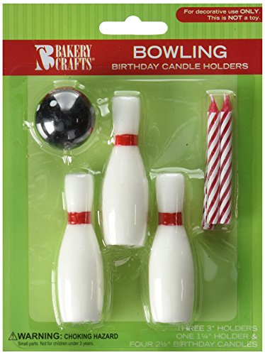 Oasis Supply Wachs Bowling Ball Halter mit Geburtstag - Bowling Ball Halter