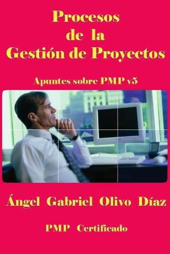 Portada del libro Procesos de PMP V5 (Apuntes sobre PMP v5 nº 11)