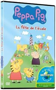 Peppa Pig - La fête de l'école