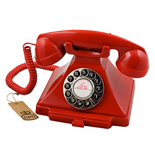 Used, Vintage Carrington Push Button Telephone Available for sale  Delivered anywhere in UK