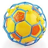 Kinder neuheit elektrische Licht-Up LED Blinkende Vibrierende Bouncing Musical Ball
