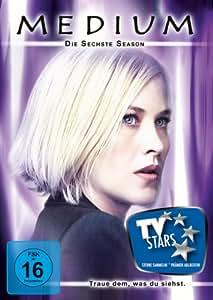 Medium - Season 6 [5 DVDs]