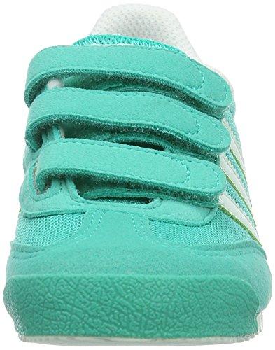 adidas Jungen Dragon Cf C Turnschuhe Grün (shock Mint /ice Mint /ftwr White)