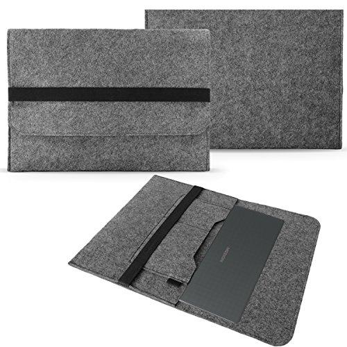 Laptoptasche Ultrabook Filz Sleeve Hülle für 17' 17.3' Zoll Notebook Cover Case