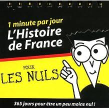 1 MN PR JOUR L'HISTOIRE FRANCE