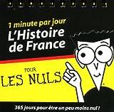 Image de 1 MN PR JOUR L'HISTOIRE FRANCE