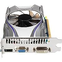 OlvidoLB Tarjeta de Video GT730 GDDR5 4GB 128 bits Express BTC Mining para NVIDIA GeForce