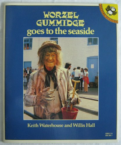 Worzel Gummidge goes to the seaside