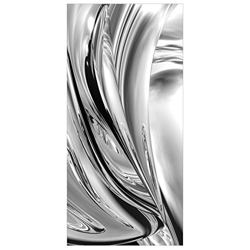 Apalis Panel japones Lights II 250x120cm | Paneles japoneses separadores de ambientes Cortina Paneles japoneses Cortina Cortinas | Tamaño: 250 x 120cm Incl. Soporte Transparente