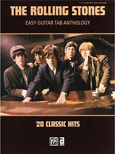 The Rolling Stones: 20 Classic Hits For Easy Guitar TAB. Für Gitarre, Gitarrentabulatur
