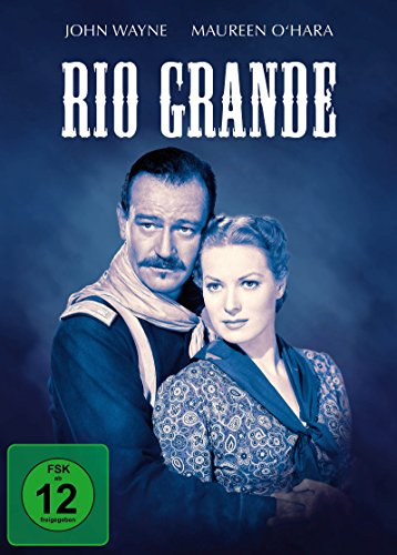 Rio Grande - Limited Edition Mediabook (+ DVD) [Blu-ray]
