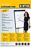 Bi-Silque FL032502 Bi-Office Kariertes Flipchartpapier